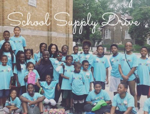 Free Apricot Body Oil When You Donate School Supplies This Fall