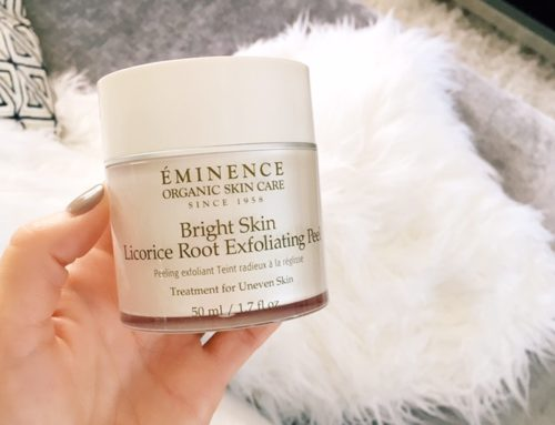 How To Maintain Your Professional Treatment Results At Home With Eminence Organic Exfoliating Peels