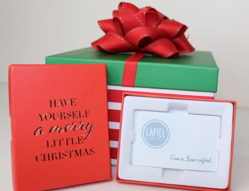 Lapiel Gift Cards Available + Local Holiday Gift Guide!