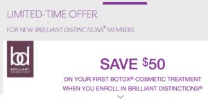 Chicago Botox Savings
